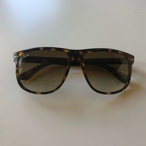 Boyfriend Ray-Ban Sunglasses Tortoise Shell